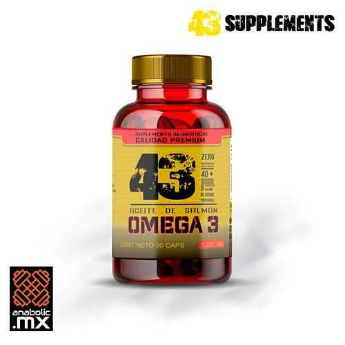 Omega 3 90caps by 43 Supplements